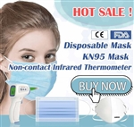 ChinaPCBone - HOT SALE !!! Disposable Mask | KN95 Mask | Infrared Thermometer